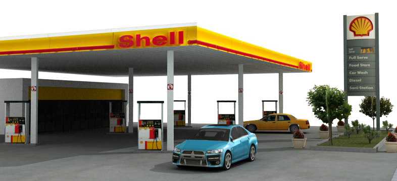 max gas station
