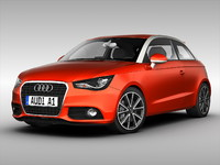 Audi A1 (2012)