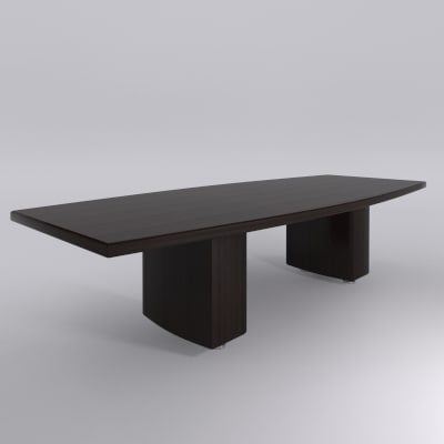 3ds max conference table - materials