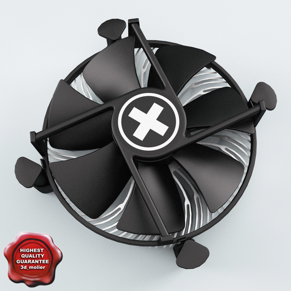 cpu cooler xilence 425 3ds