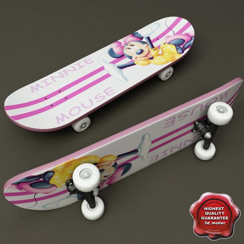 childrens skateboard 3ds
