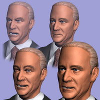 joe biden 3d 3ds