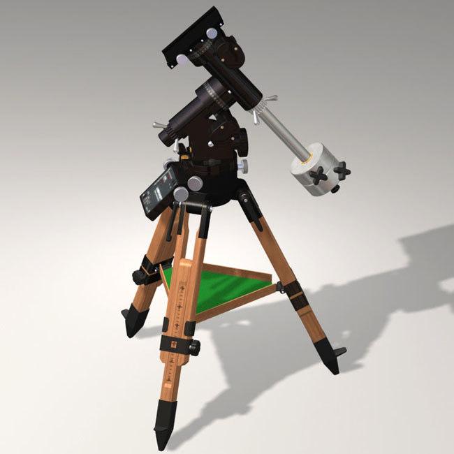 3d mount tripod