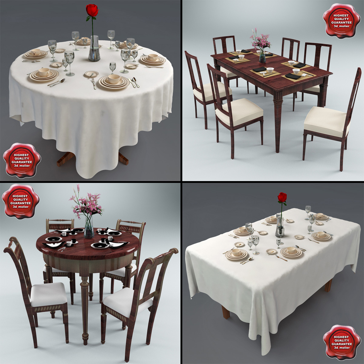3ds max served tables