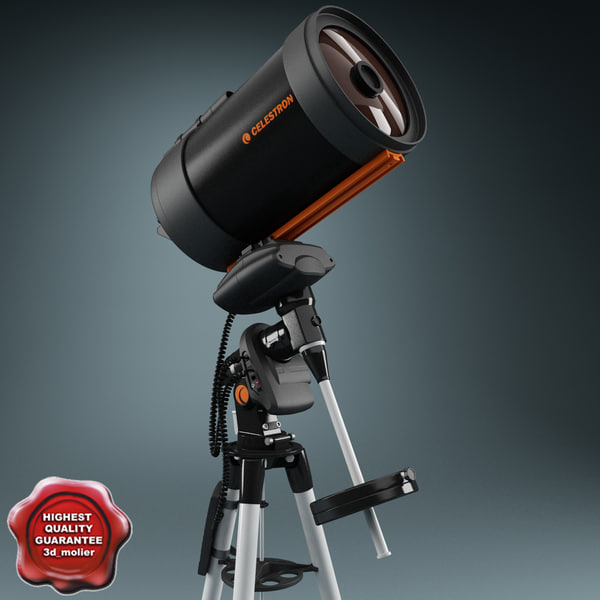 3d telescope celestron model