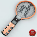 Tennis racket for Wii