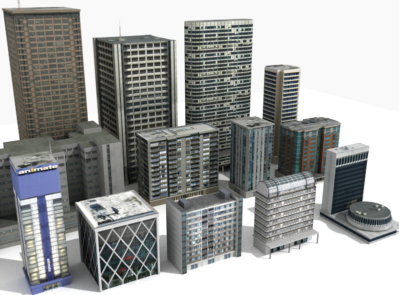 max rise buildings