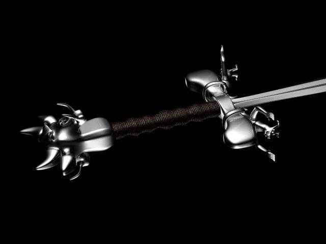 free sword beastmastery 3d model