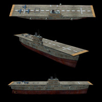 Aircraft Carrier 1939 - 1945