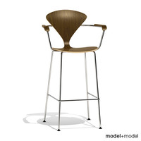 Cherner Metal base stool