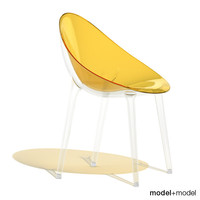 mr impossible chair kartell 3d model