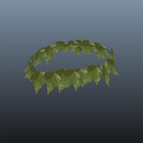 roman leaf hat ma