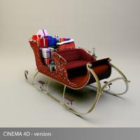 "Santa""s sleigh"