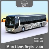 2008 MAN Lions Regio C
