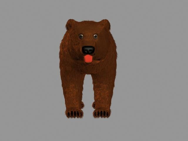 bear animals max