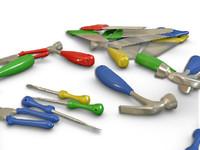 Plastic Hand Tools