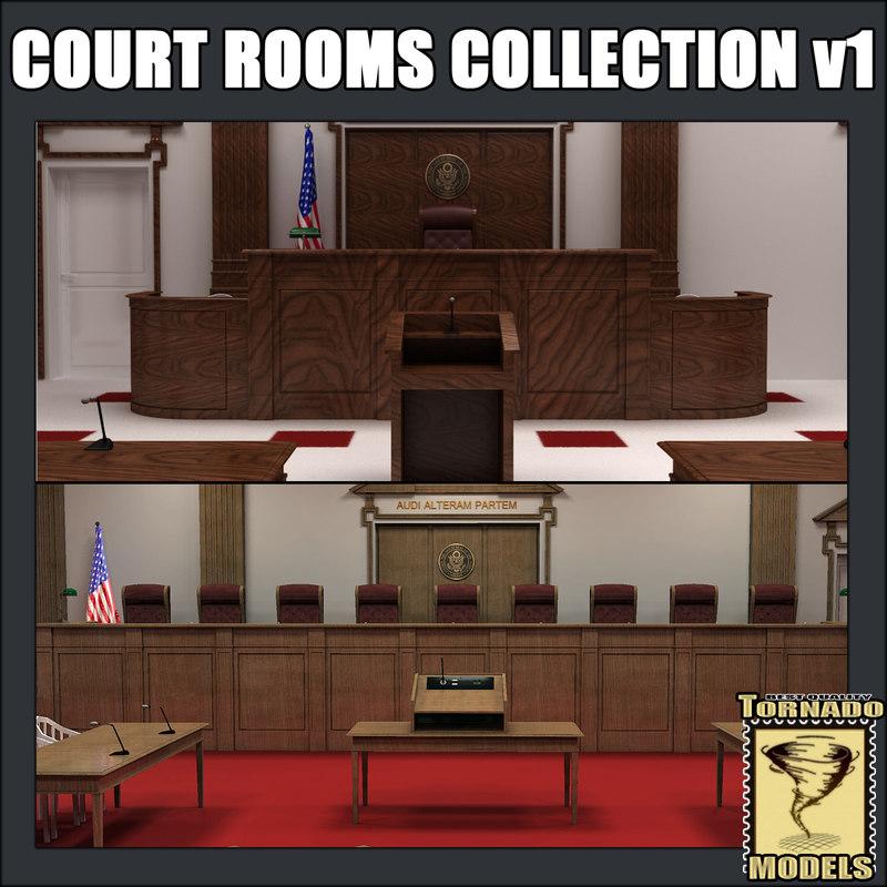 max court rooms