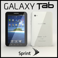 3ds samsung galaxy tab sprint