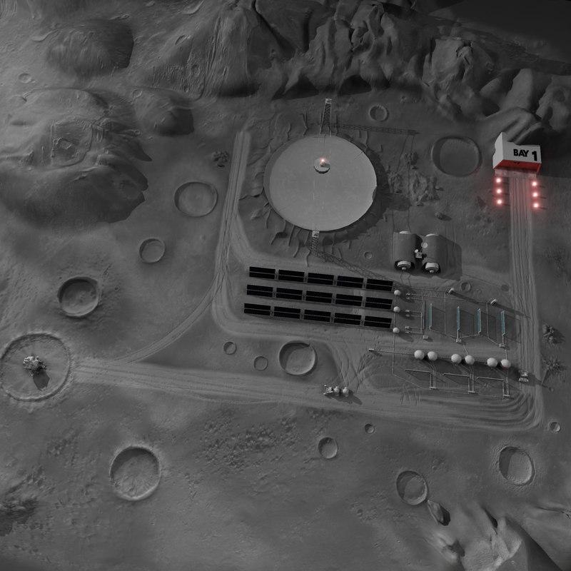 maya moon outpost