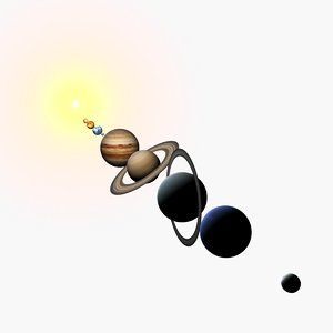 maya solar planets