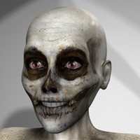 Skeleton Zombie Character Pack