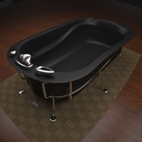 modern soaking tub(1)