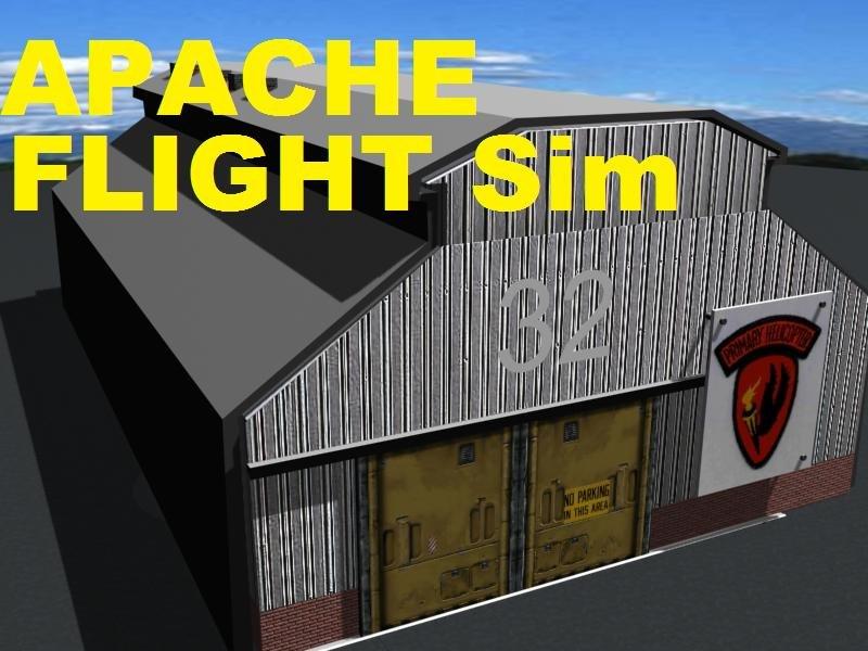 3d apache simulator
