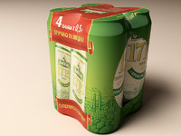 multipack for beer