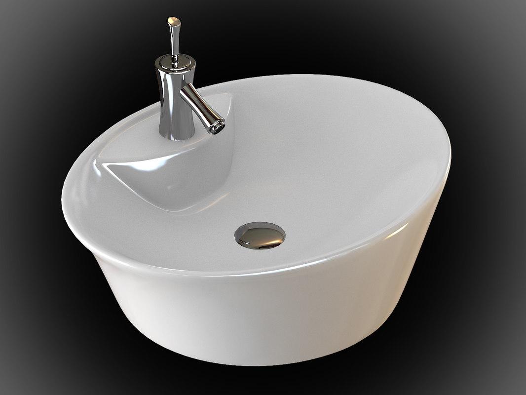 max ceramic sink