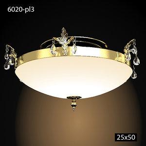 3d model emme pi light