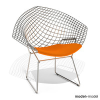 Knoll Bertoia Diamond chair