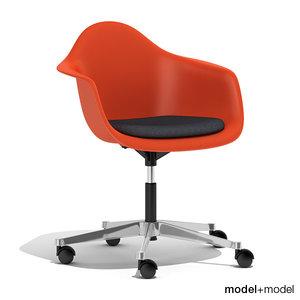 pacc chair vitra armchair max