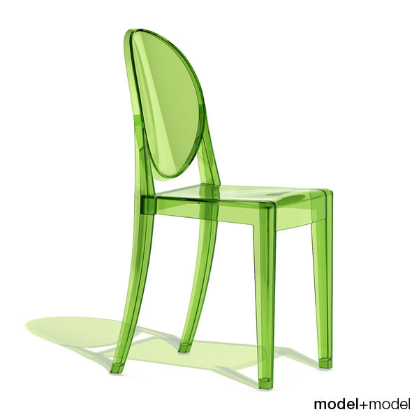 victoria ghost chair kartell max