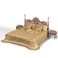 jumbo glamour luxury 3d model