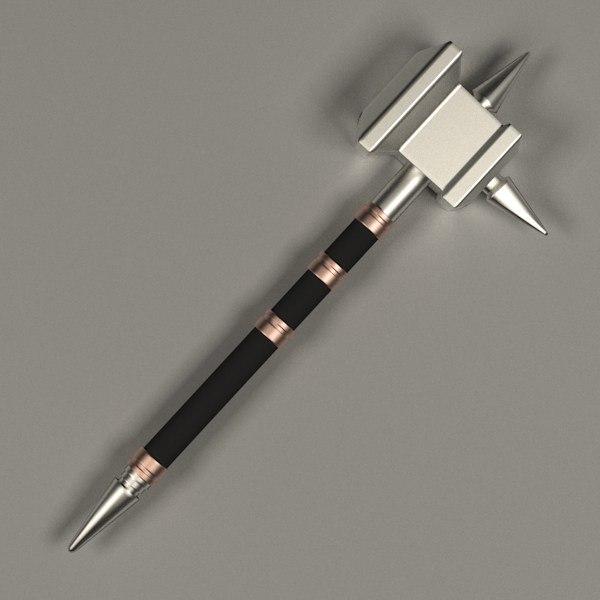 warhammer 3d model
