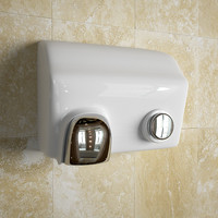 3d model of hand dryer hand-dryer