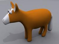 max horse animals
