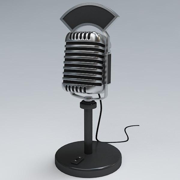 3d microphone
