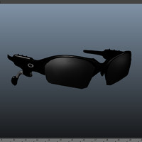 3d model thump oakleys