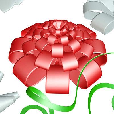 ribbon bow max