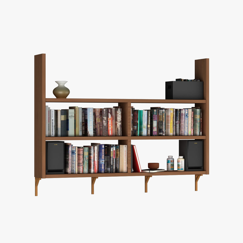 book shelf max