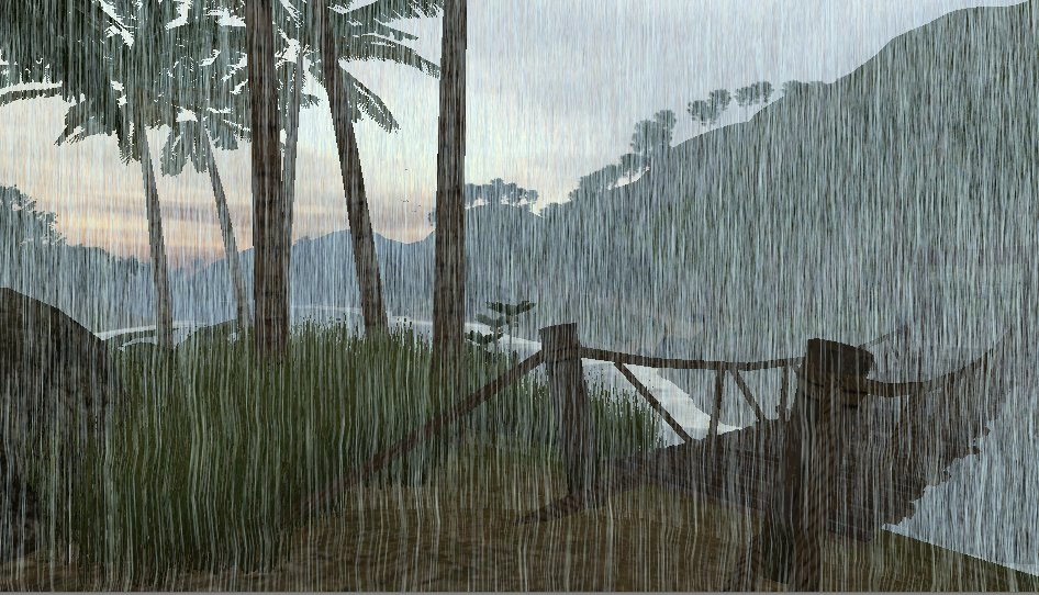 rain package unity3d unity 3d 3ds