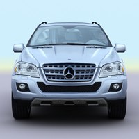 2010 mercedes ml450 hybrid 3ds