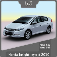 2010 Honda Insight hyrid