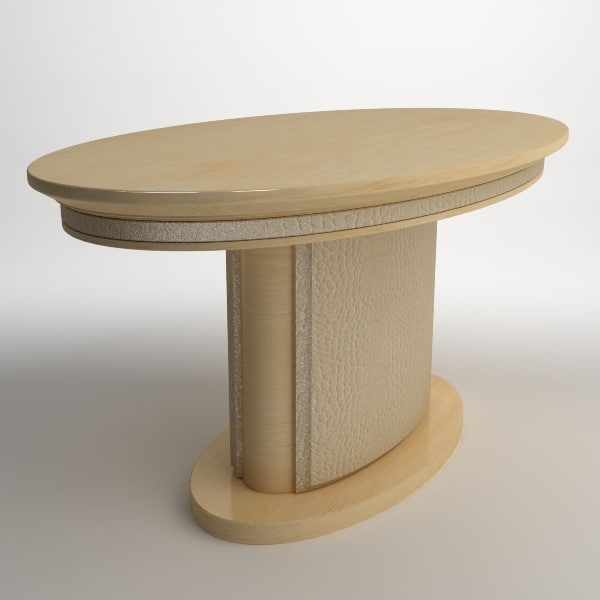 3dsmax contemporary table