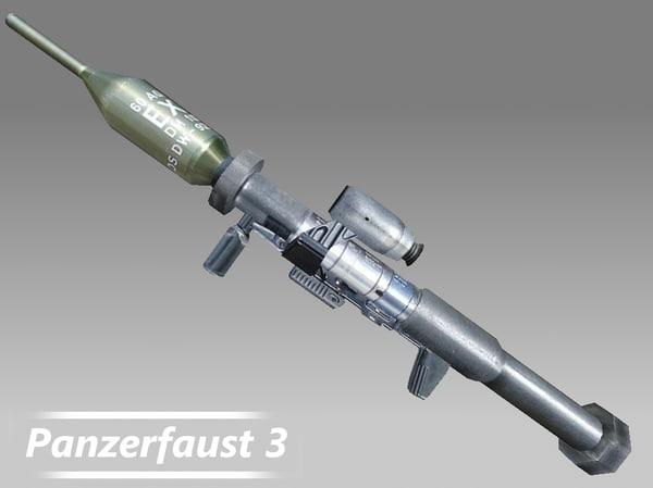 3d panzerfaust 3