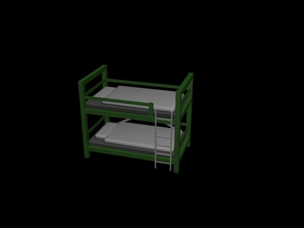military bed max free