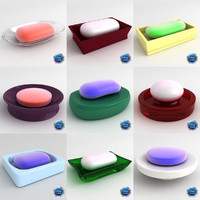 3ds max soap dish