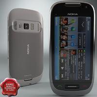 Nokia C7 metal