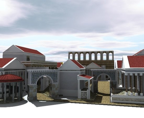 max cityscape temple
